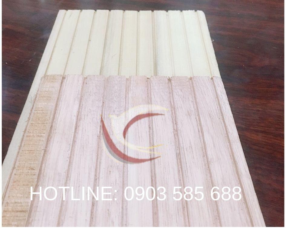 gỗ Bạch Tùng và gỗ Hồng Tùng